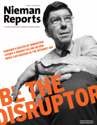 Be the Disruptor Cover